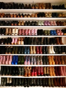 What i would do for this to be my shoe closet....